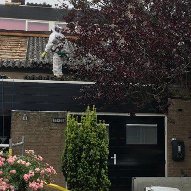 Asbestsanering van dak in Zeist thumbnail