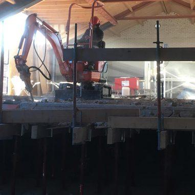 Renovatiesloopwerk vloeren binnen thumbnail